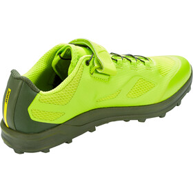 Mavic XA Elite II Zapatillas Hombre, lime green/duffel/duffel
